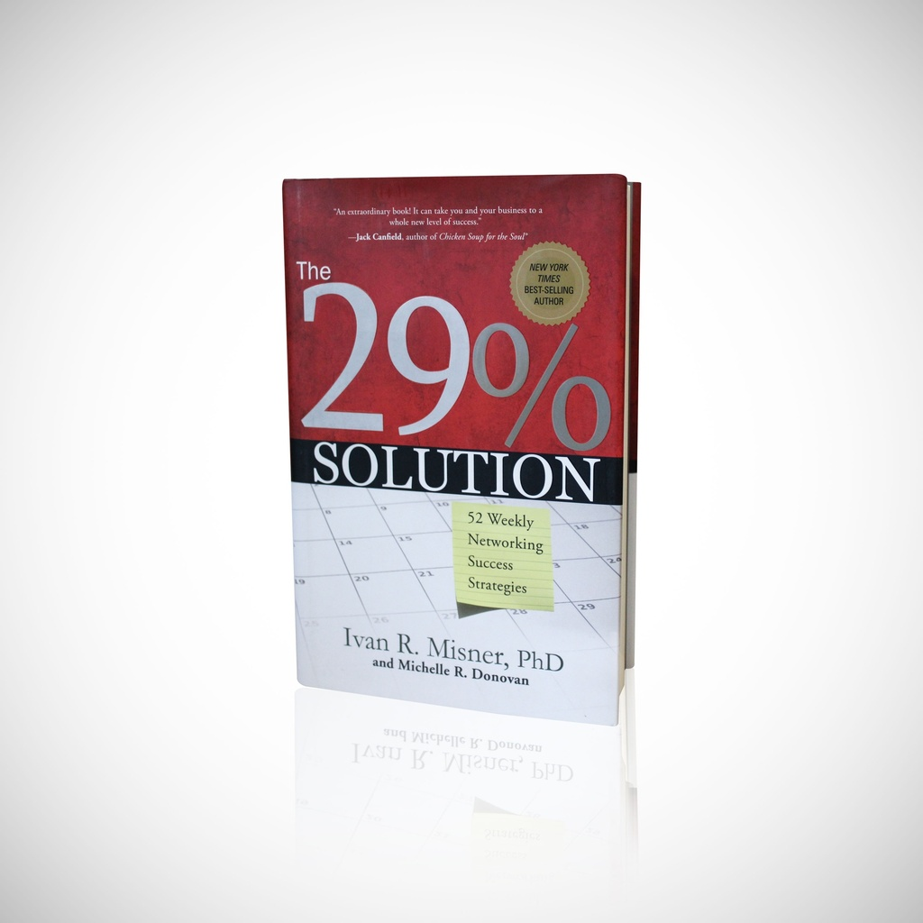 "Libro ""The 29% Solution"""