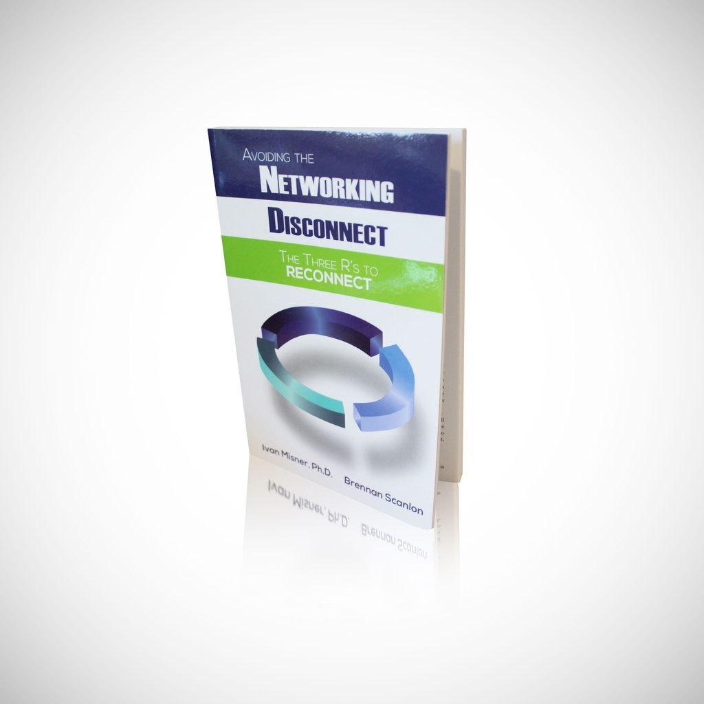 "Libro ""Networking Disconnect"""