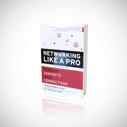 "Libro ""Networking Like A Pro"""